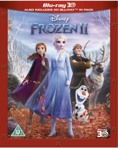 Frost 2 3D bluray (import)