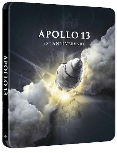 Apollo 13 - 4K Ultra HD 25th Anniversary Steelbook (import)