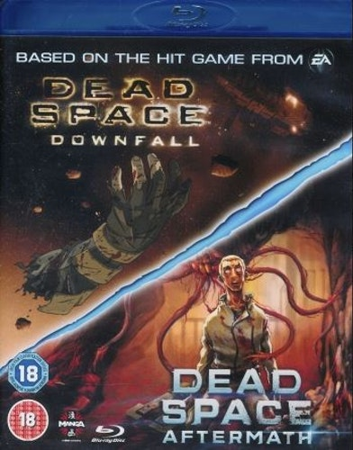 Dead Space - Movie Double Pack (Blu-ray) (Import)