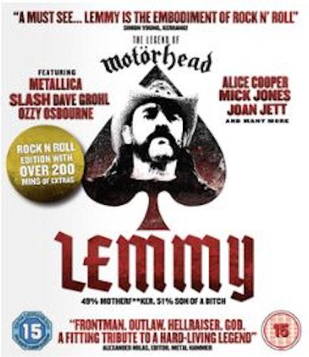 Lemmy (Blu-ray) (Import)