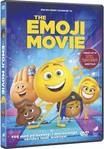 The Emoji Movie DVD