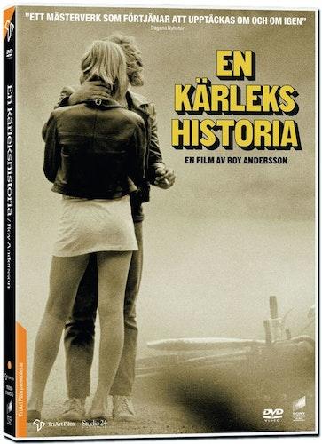 En Kärlekshistoria DVD