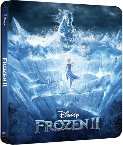 Disney's Frost 2 – 4K Ultra HD Steelbook (inkl Blu-ray) import