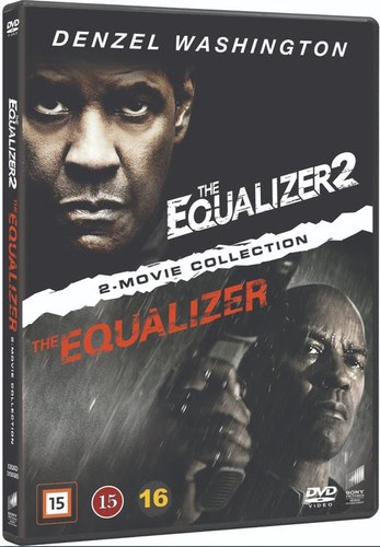 The Equalizer 1+2 DVD-Box