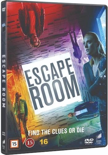 Escape Room DVD