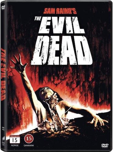 Evil Dead (1981) DVD
