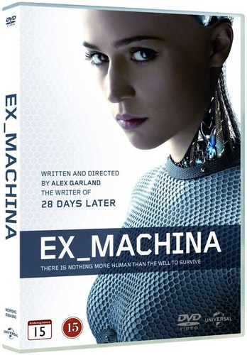 Ex Machina DVD