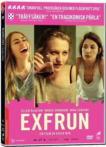 Exfrun DVD