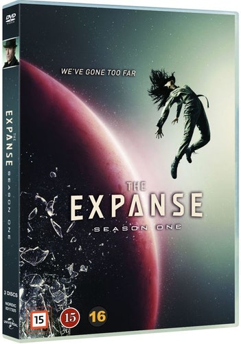 The Expanse - Säsong 1 DVD