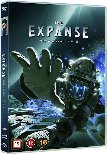 The Expanse - Säsong 2 DVD