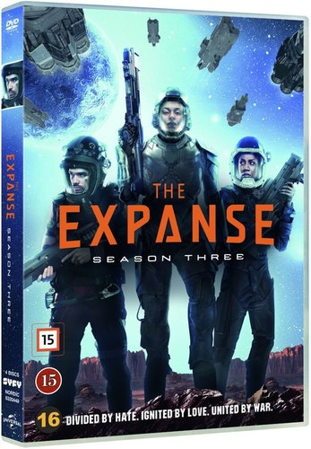 The Expanse - Säsong 3 DVD