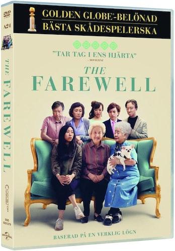 The Farewell DVD
