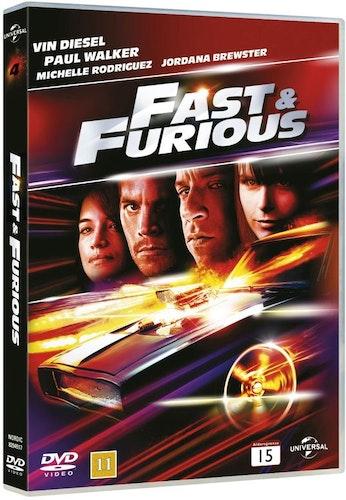 Fast & Furious (4) DVD