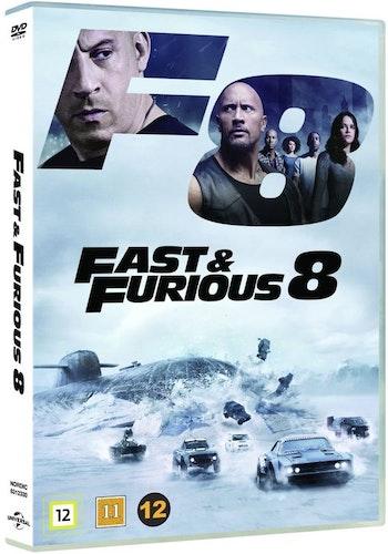 Fast & Furious 8 DVD UTGÅENDE