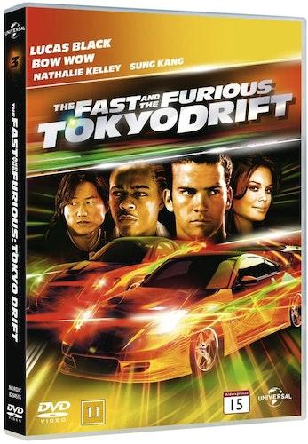 Fast & Furious (3) Tokyo Drift DVD