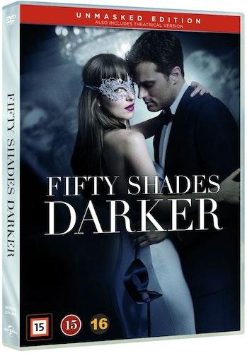 Fifty Shades Darker DVD UTGÅENDE