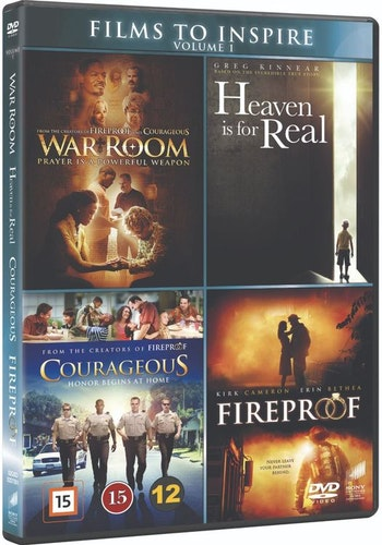 Films to Inspire - Volume 1 DVD