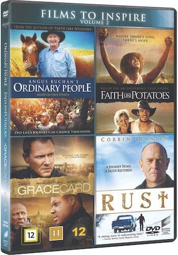 Films to Inspire - Volume 2 DVD UTGÅENDE