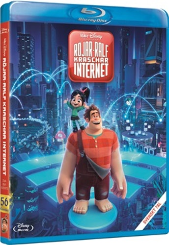 Röjar-Ralf Kraschar Internet bluray