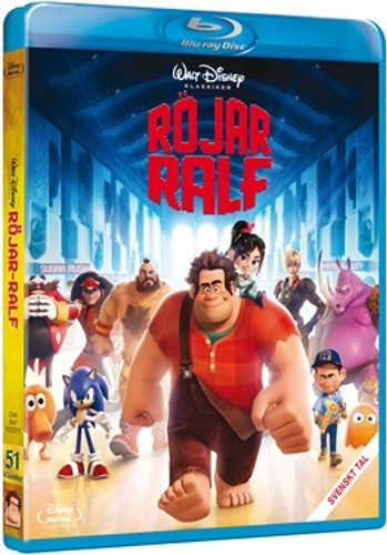 Röjar-Ralf bluray