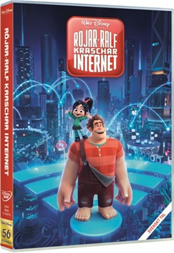 Röjar-Ralf Kraschar Internet DVD