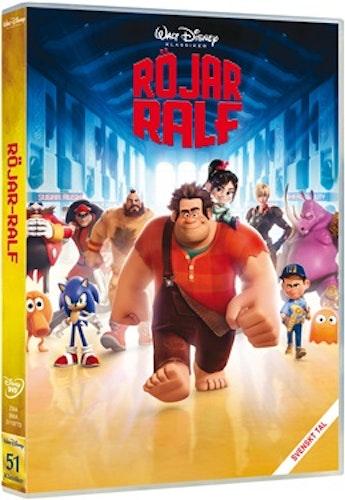 Röjar-Ralf DVD