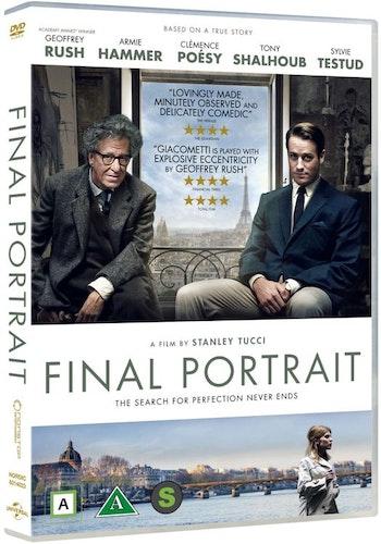 Final Portrait DVD UTGÅENDE