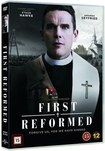 First Reformed DVD