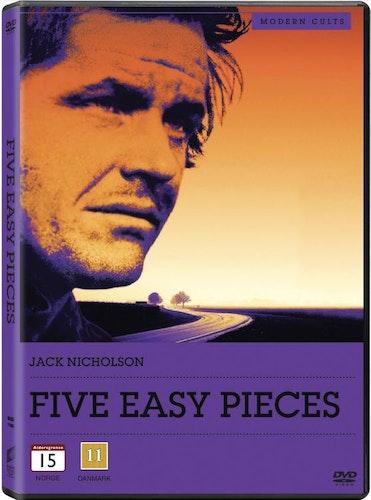 Five Easy Pieces DVD