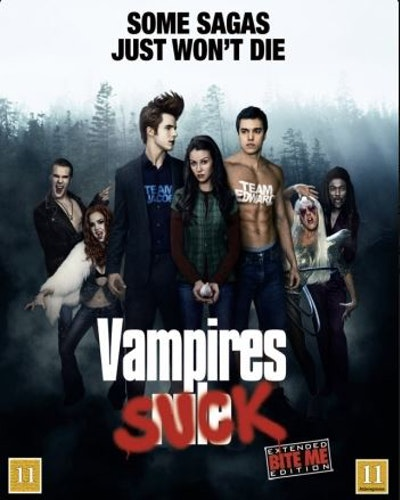 Vampires Suck - Extended Bite Me Edition (Blu-ray)