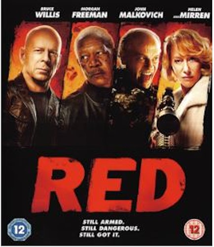 Red (Blu-ray) (Import)