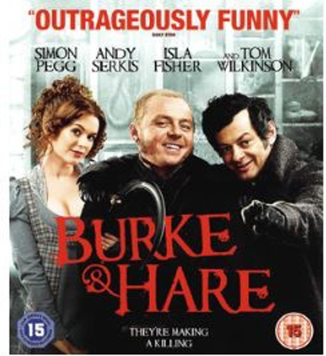 Burke and Hare (Blu-ray) (Import)