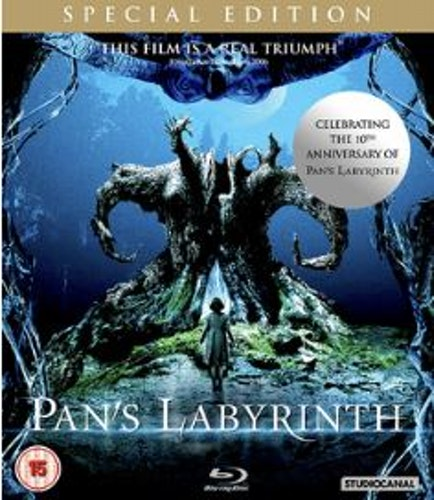 Pan's labyrinth - Special edition (Blu-ray) (Import)