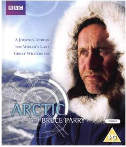Arctic - With Bruce Parry Blu-Ray (import)