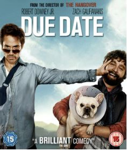 Due date (Blu-ray) (Import Sv.Text)