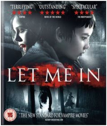Let me in (Blu-ray) (Import)