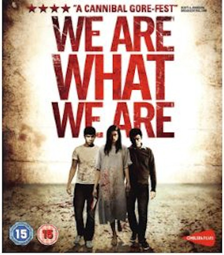 We are what we are (Blu-ray) (Import)