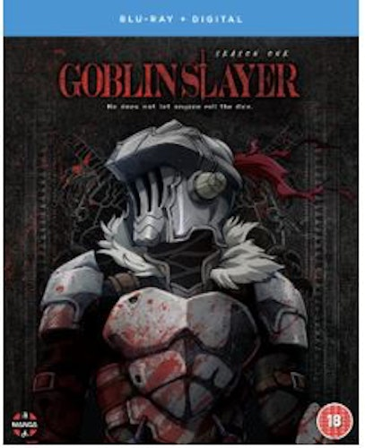 Goblin Slayer Season One Bluray (import)