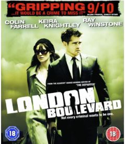 London Boulevard (Blu-ray) (Import)