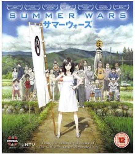 Summer Wars (Blu-ray) (Import)