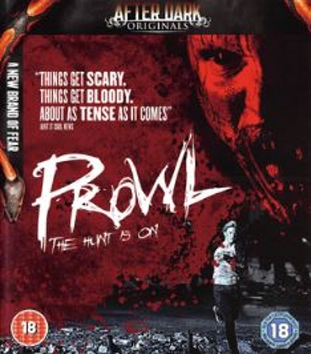 Prowl Blu-Ray (import)
