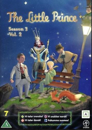 Den lille prinsen - Säsong 3: Vol 2 DVD