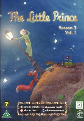 Den lille prinsen - Säsong 3: Vol 1 DVD