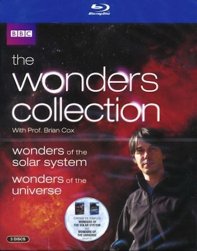 Wonders Of The Universe & Solar System (Blu-ray)(3-disc) (Import)