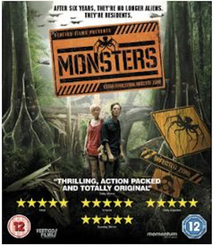 Monsters (Blu-ray) import