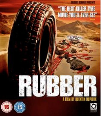 Rubber (Blu-ray) (Import)