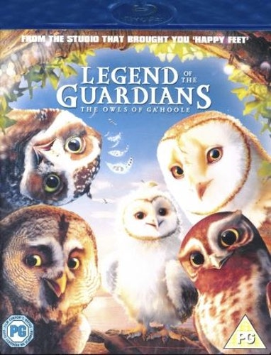 Legend of the Guardians (Blu-ray) (Import)