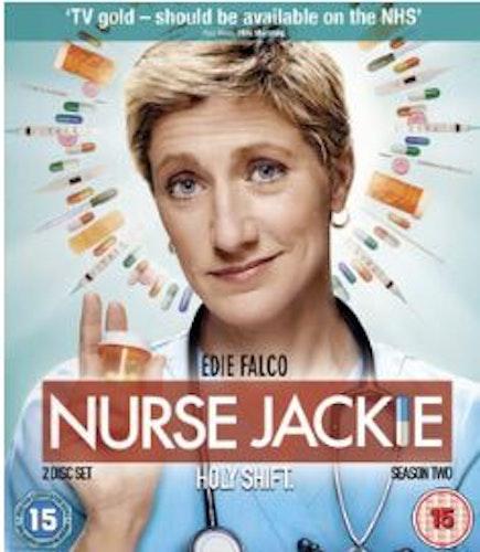 Nurse Jackie Season 2 Blu-Ray (import)