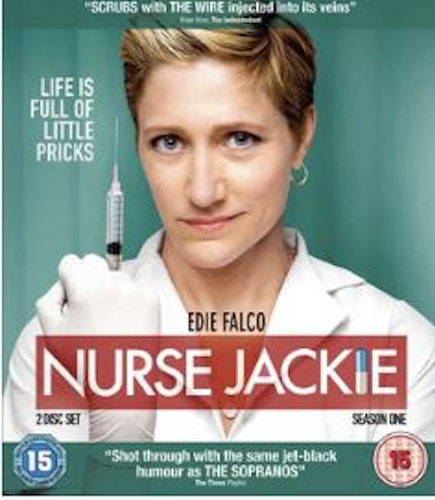 Nurse Jackie Season 1 Blu-Ray (import)