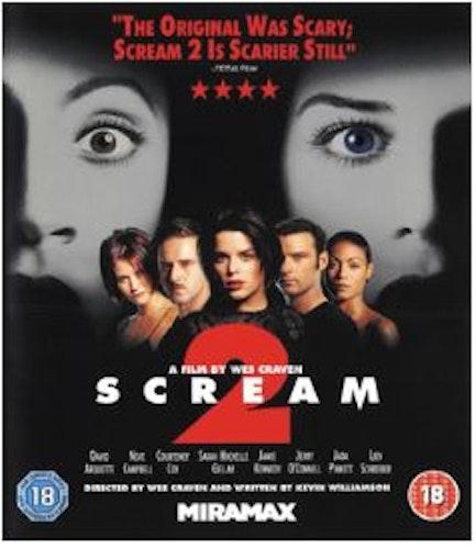 Scream 2 (Blu-ray) (Import)